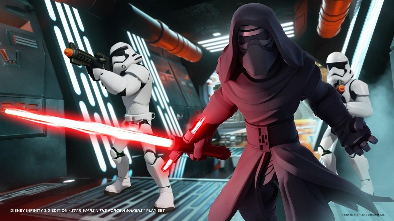 Play Set Disney Infinity 3.0 Star Wars Il Risveglio della Forza - 2