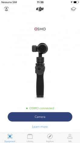 Screenshot DJI Go Osmo - 1