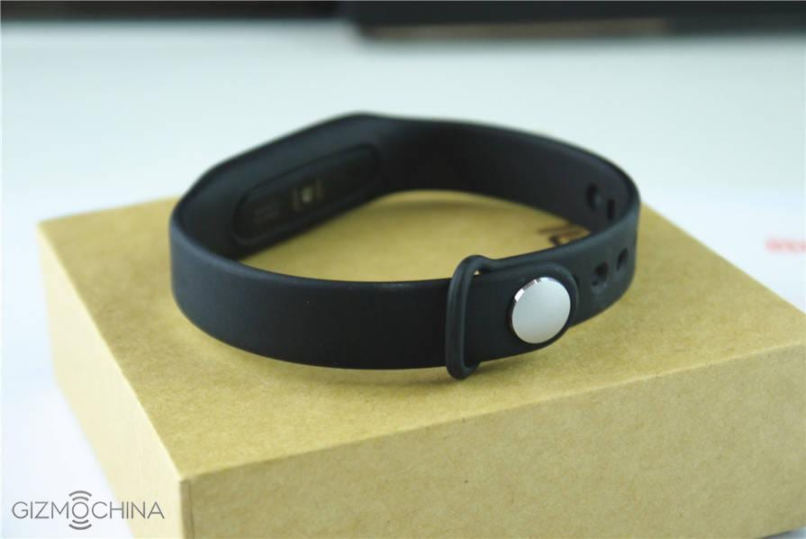 Xiaomi Mi Band 1S Pulse unboxing - 11
