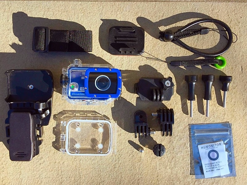 accessori stonex cam