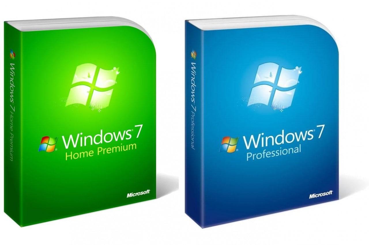 addio windows 7