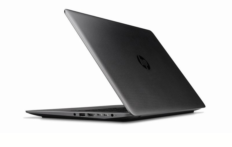 HP ZBook Studio: il potente portatile che sfida pubblicamente MacBook Pro