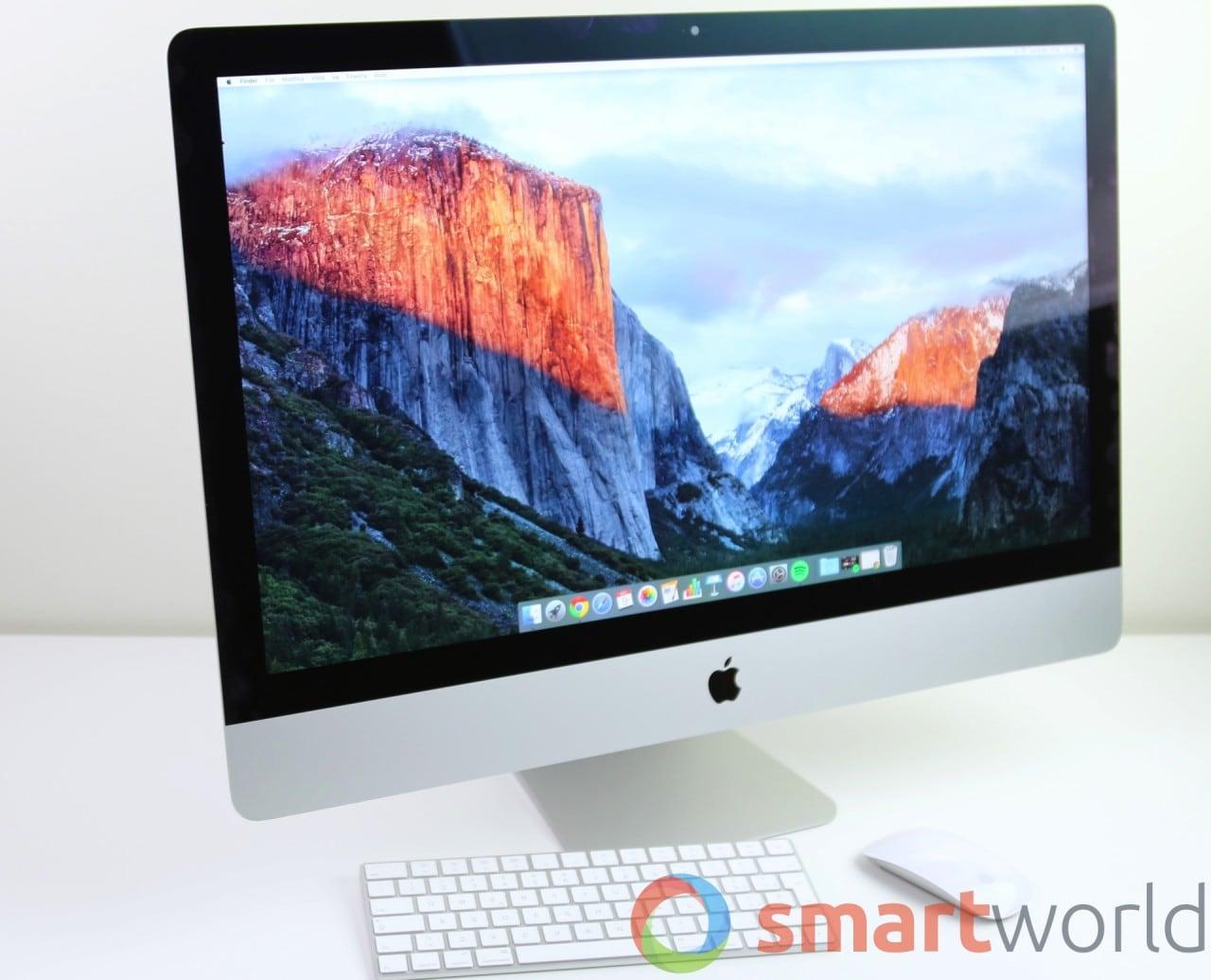 Apple iMac 27'' 5K