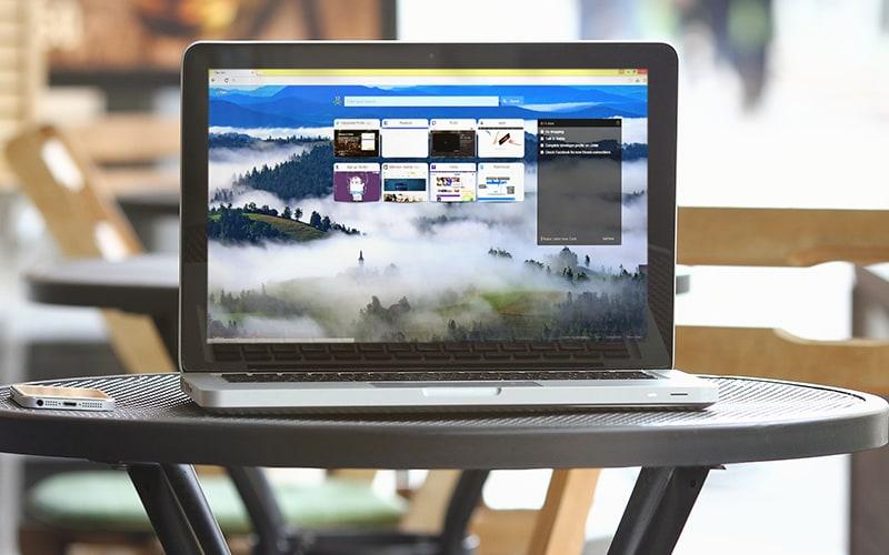 Portate i live wallpaper su Chrome con l'estensione Live Start Page (video)