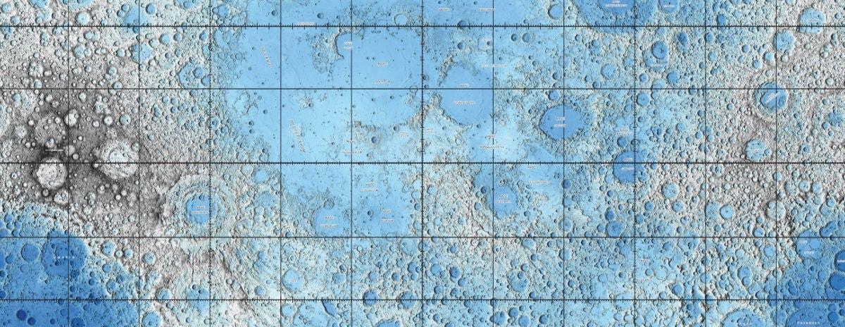 mappe lunari