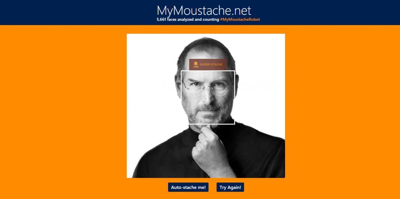 Microsoft lancia un sito dedicato ai vostri baffi (foto)