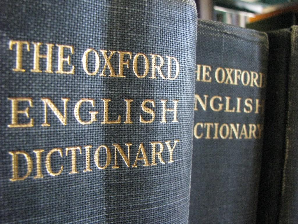 oxford parola dell'anno