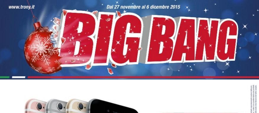trony big bang black friday
