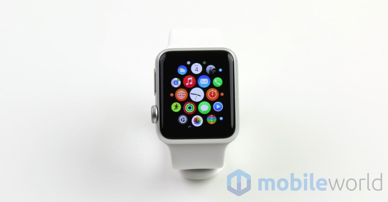 Apple Watch Sport A  - 5