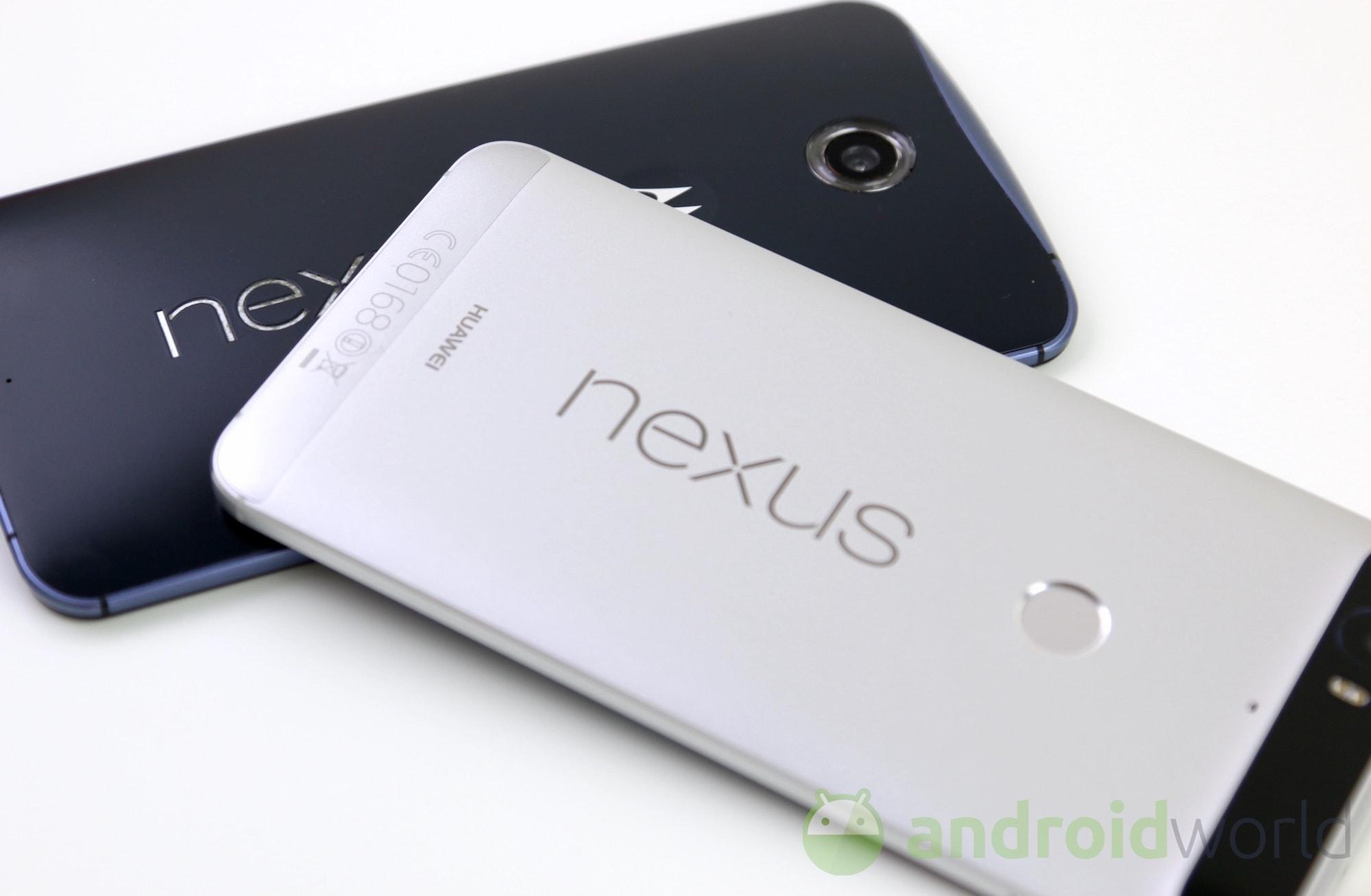 Le migliori offerte Amazon di oggi, anche Nexus 6P da 64 GB a 475€