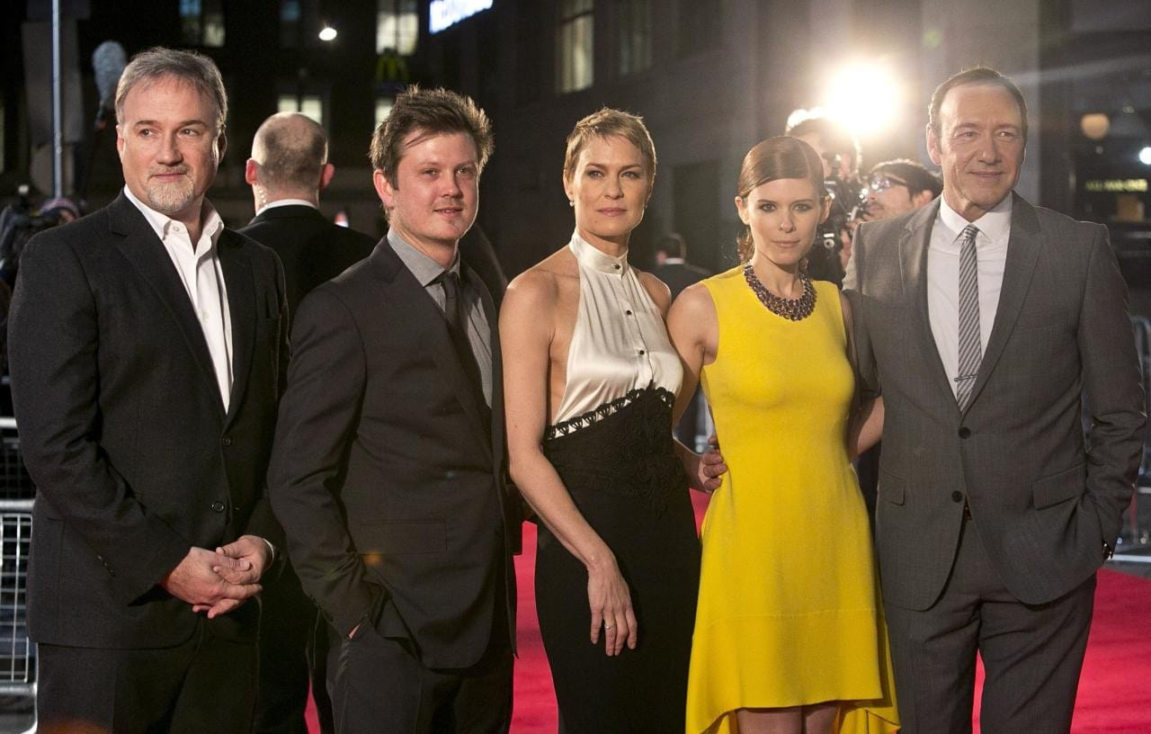 """""""House of Cards"""" Premiere - London"""