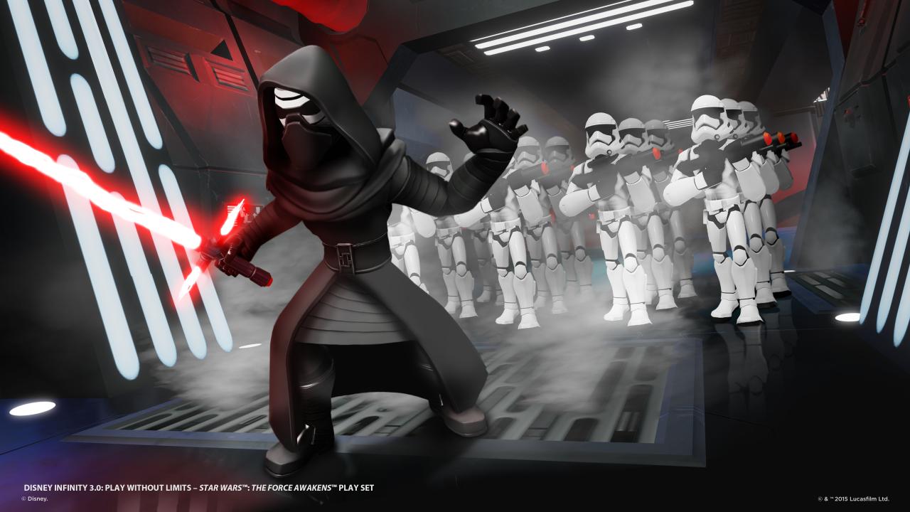 Disney Infinity 3.0 Star Wars Il Risveglio della Forza - 3