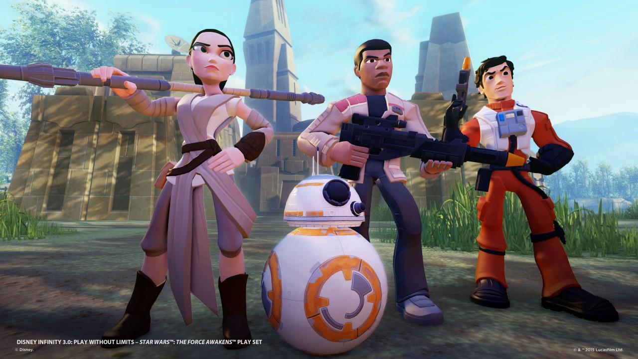 Disney Infinity 3.0 Star Wars Il Risveglio della Forza - 5