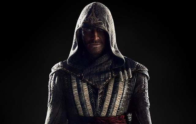 Fassbender Assassin's Creed Film