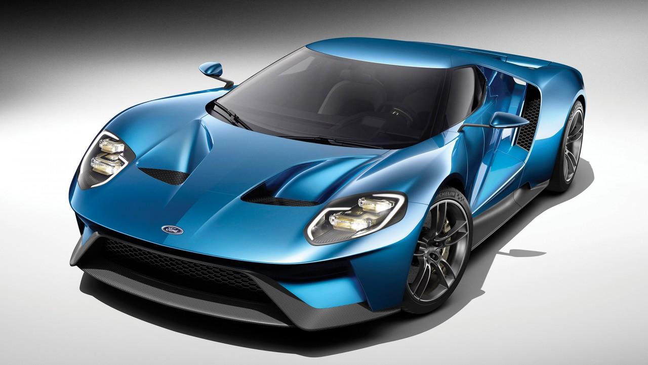 Ford GT 2016 sarà la prima auto commerciale a montare Gorilla Glass (foto)