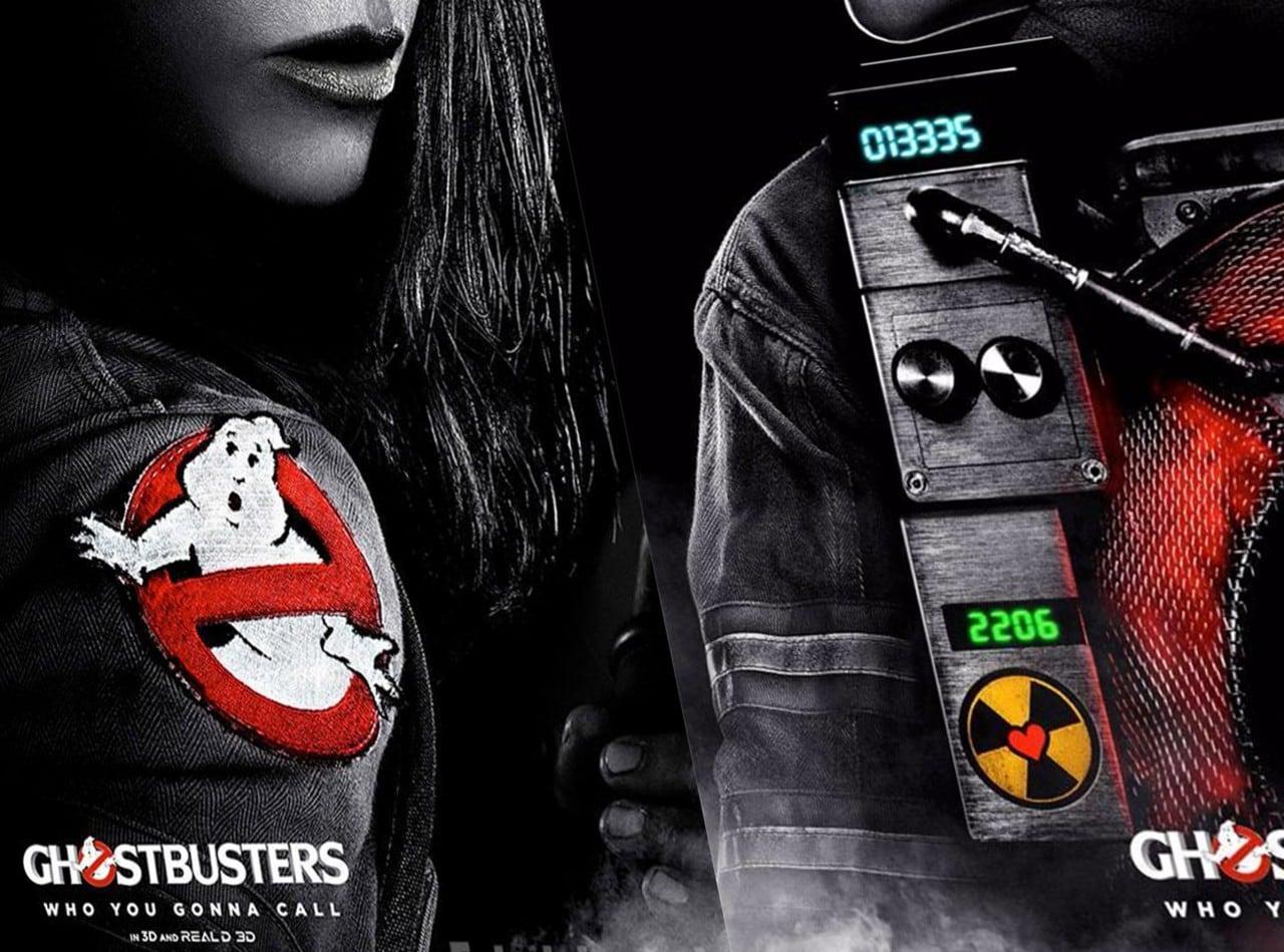 Ghostbuster Reboot Copertina