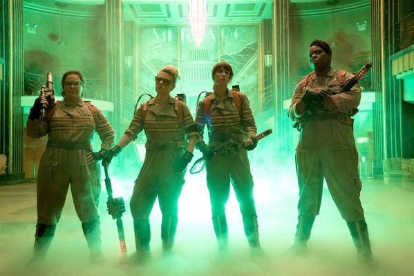 Ghostbusters nuove foto - 1