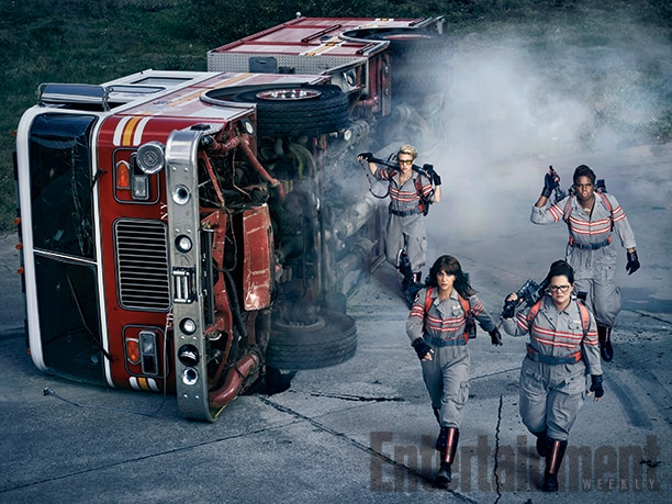 Ghostbusters nuove foto - 2
