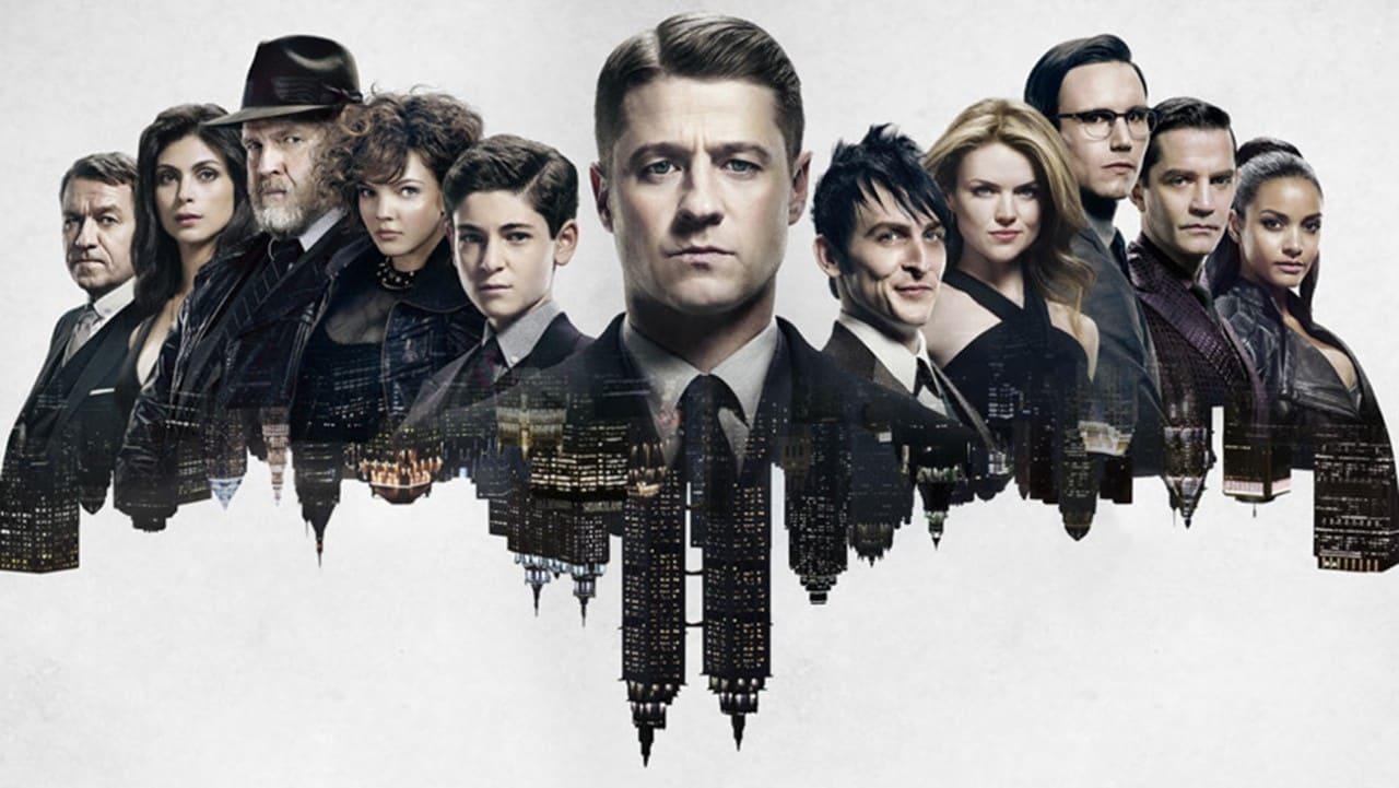 Oggi esce Gotham su Netflix e oggi è festa: coincidenze?