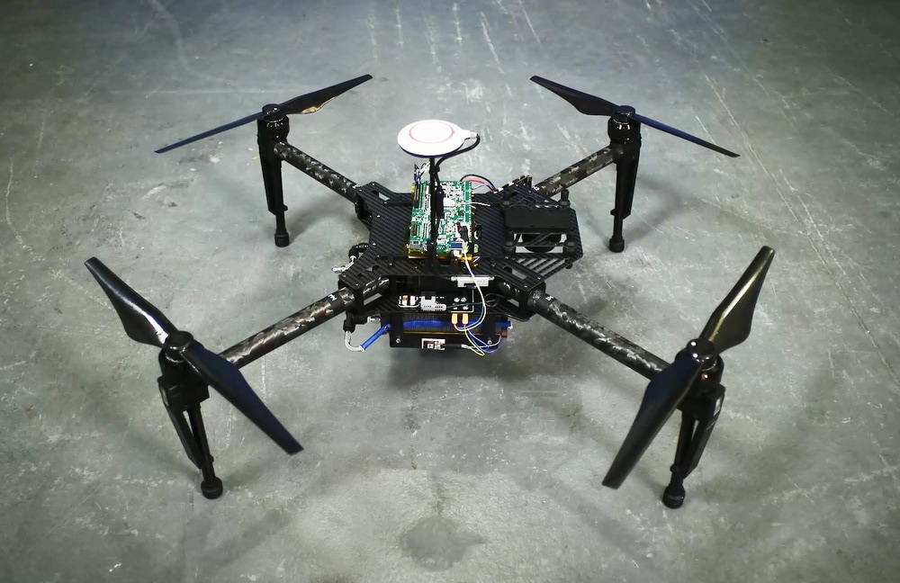Intelligent-Energy-drone-
