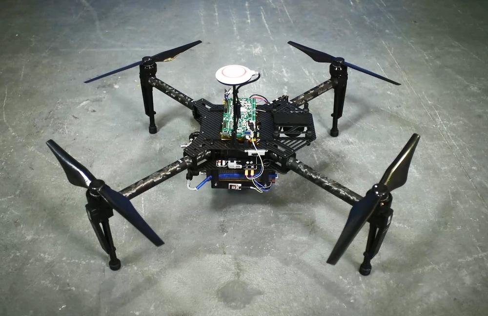 Intelligent Energy prepara il drone a idrogeno, in grado di volare per due ore di fila