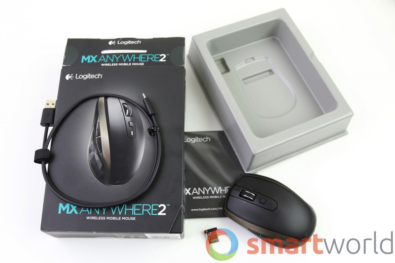 Logitech MX Anywhere 2 - 9