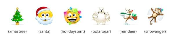 Nuove emoji skype