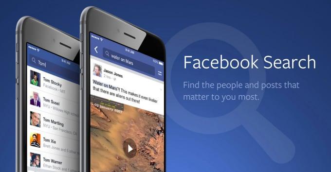 Riprendete a fare gli stalker su Facebook con questo semplice tool per la ricerca!