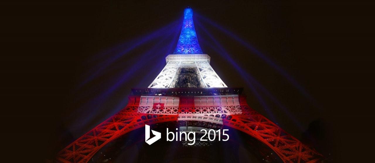 Bing Trends 2015