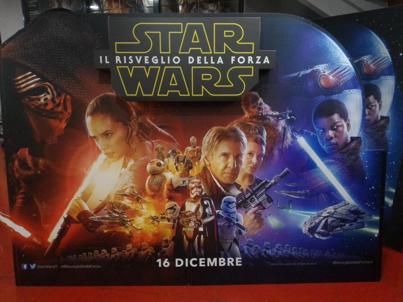 Abbiamo visto Star Wars: Il Risveglio della Forza, ecco le nostre impressioni