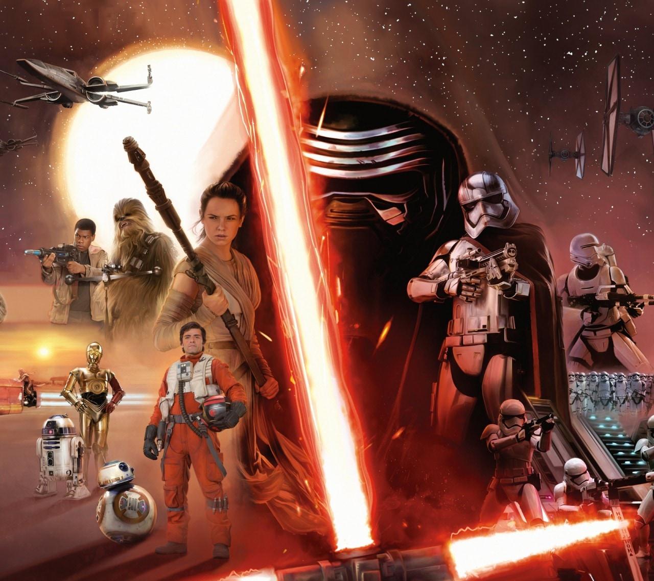 Star Wars: Il Risveglio della Forza, record al botteghino: 120,5 milioni di dollari solo il primo giorno