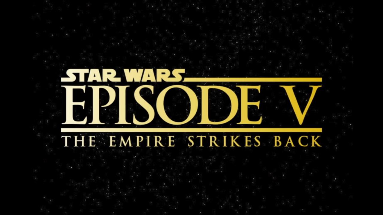 Star Wars L'Impero colpisce ancora 2015