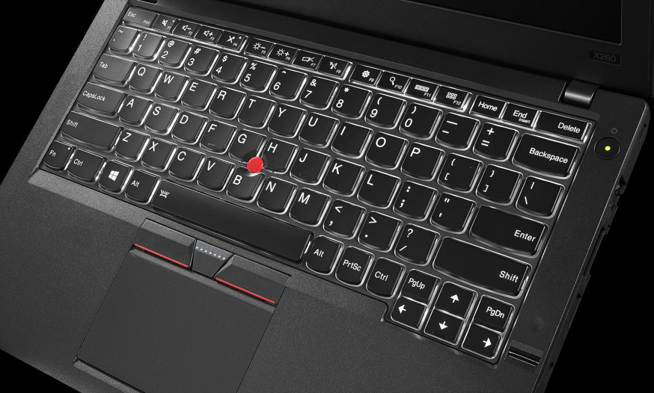 Nel 2016 di Lenovo c'è sicuramente un ThinkPad che fa per voi