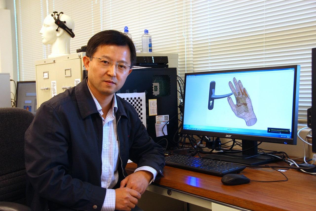 Yantao+Shen+robotic+research