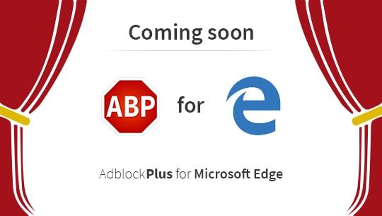 adblock per microsoft edge