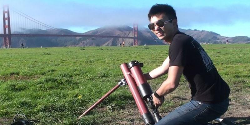"""""""Ho un'idea: prendiamo una GoPro e spariamola in cielo con un cannone!"""" (video)"""