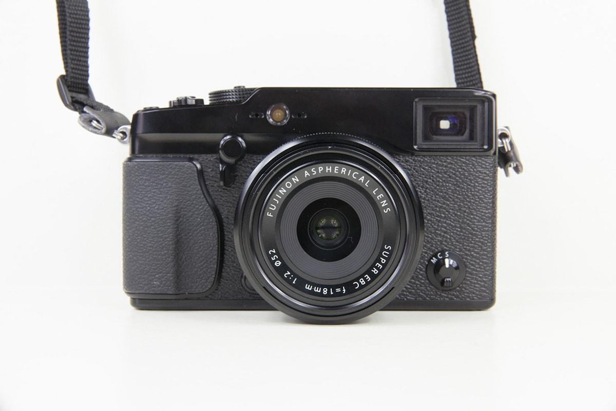 Fujifilm X-Pro1 vorne