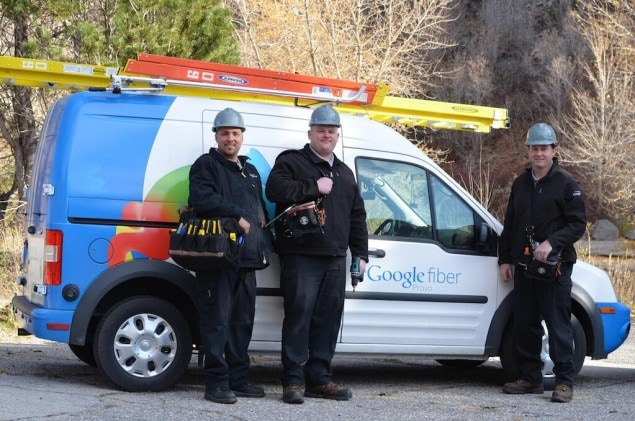Fiber abbandona Google, per venire accolta in Alphabet Access and Energy