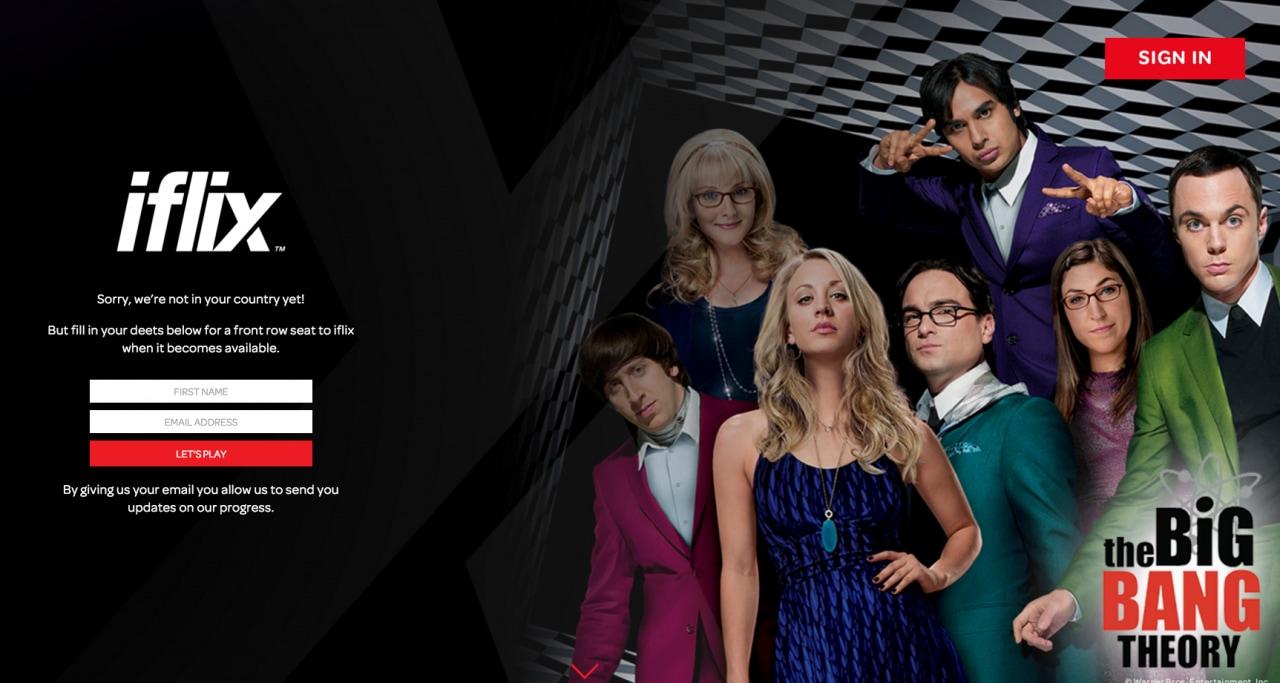 iFlix è il clone asiatico di Netflix che punta anche all'Europa