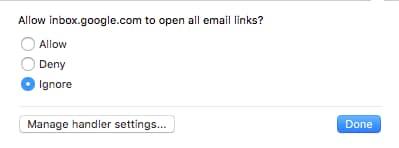 inbox mailto