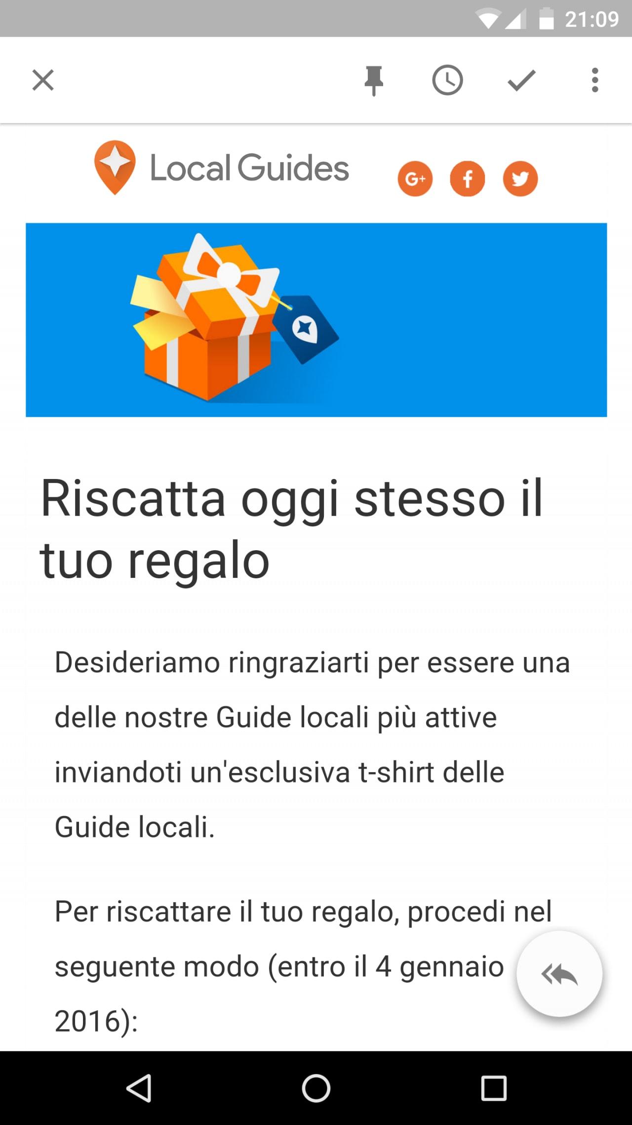 maglietta guide locali - 2