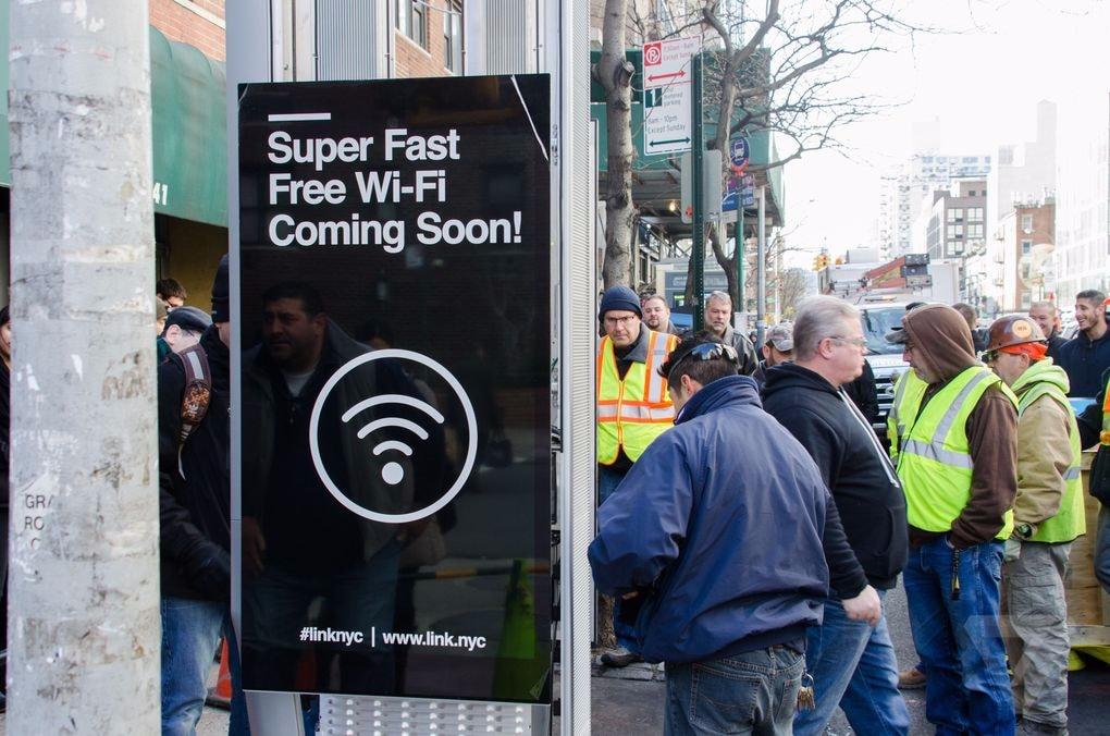 New York metropoli connessa: la rete Gigabit Wi-Fi arriva per le strade