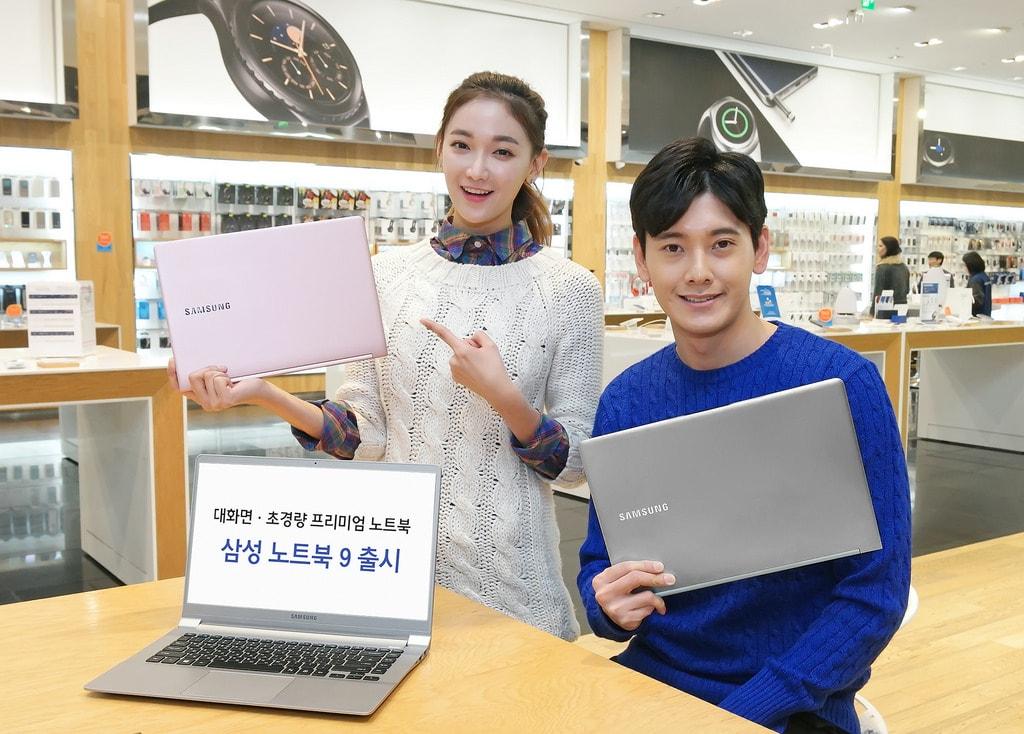 Samsung si prepara al 2016 con ultrabook per tutte le esigenze (foto)