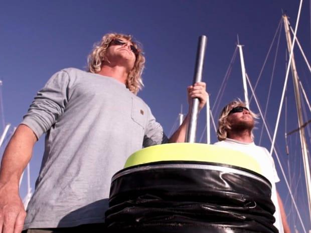 seabin aspirapolvere oceani