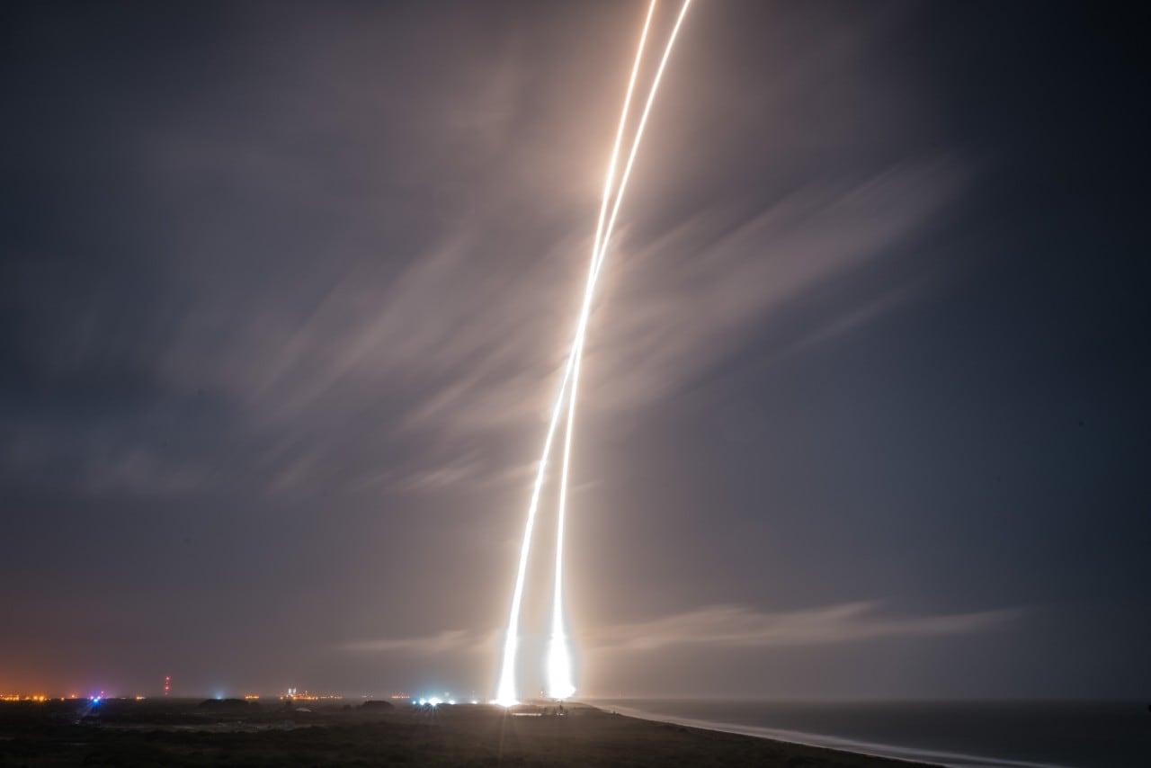 spacex missione compiuta 2015