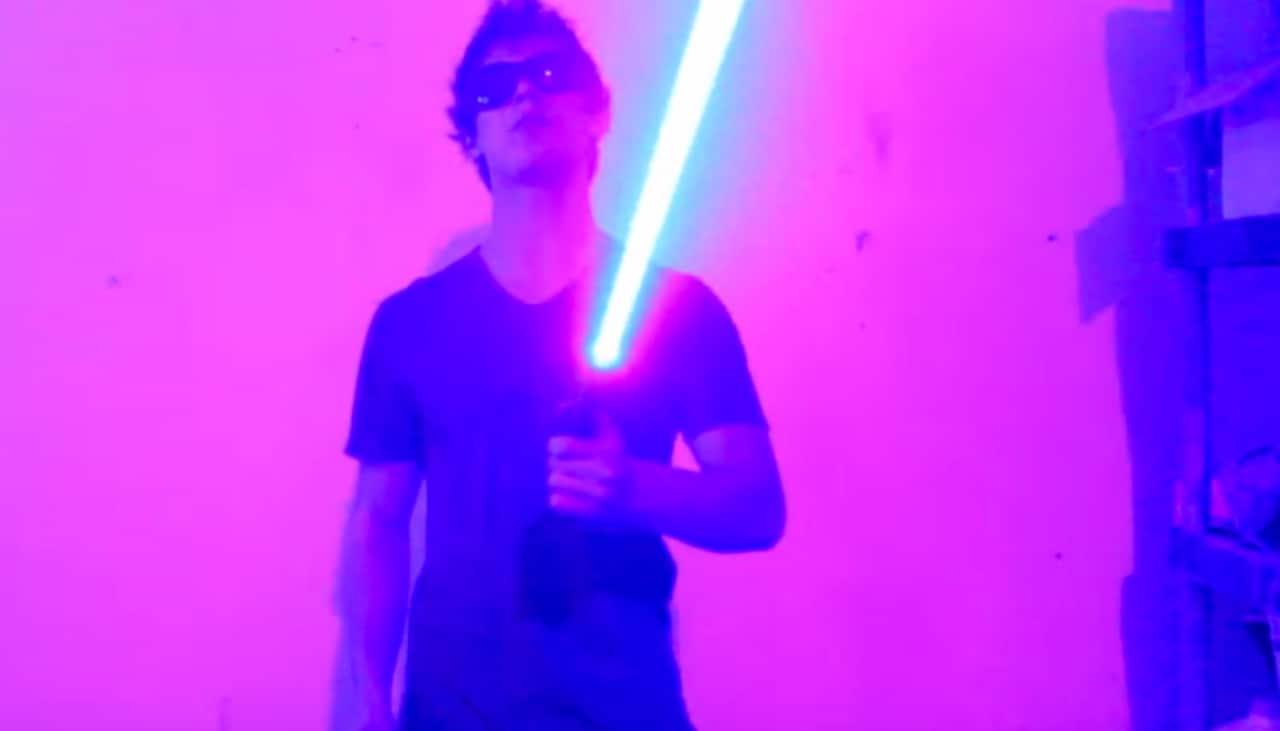 spada laser fai da te