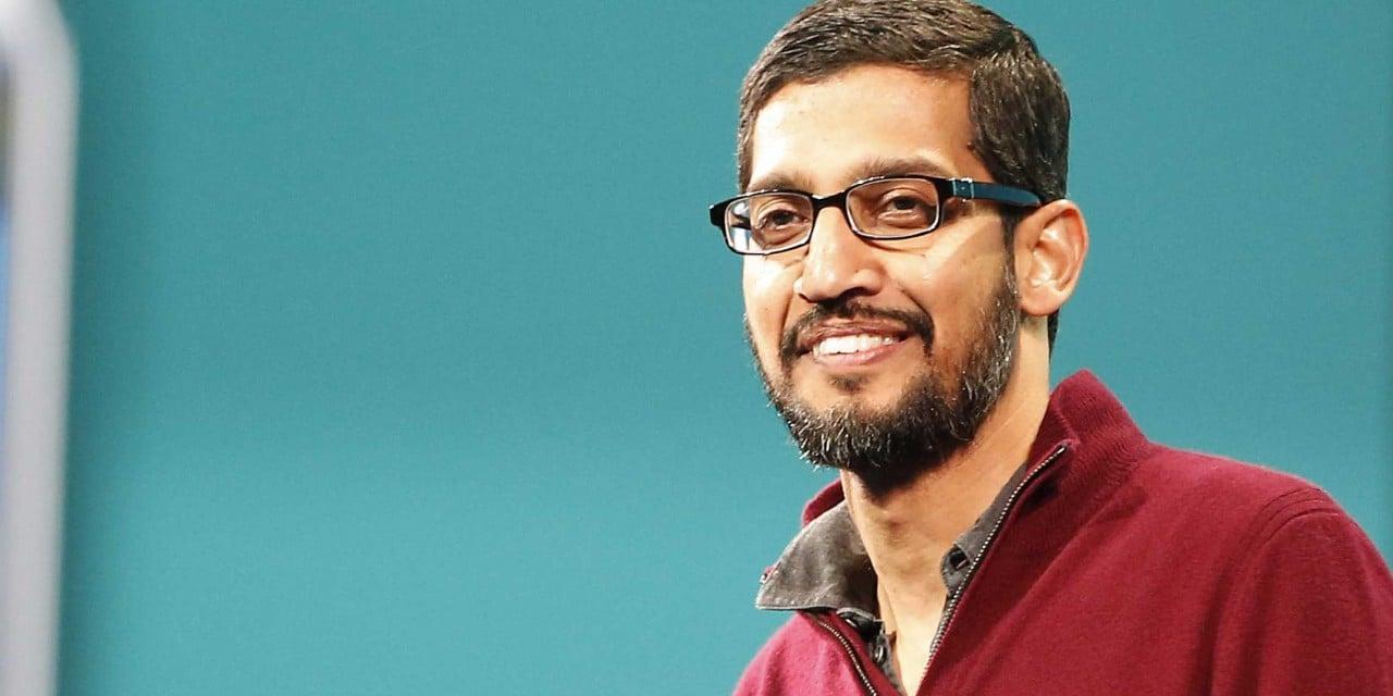 Sundar Pichai è il nuovo CEO di Alphabet e Google, Brin e Page fanno un passo indietro