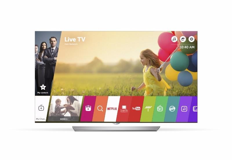 Integrazione con l'IoT e tanto altro in webOS 3.0 per le smart TV LG
