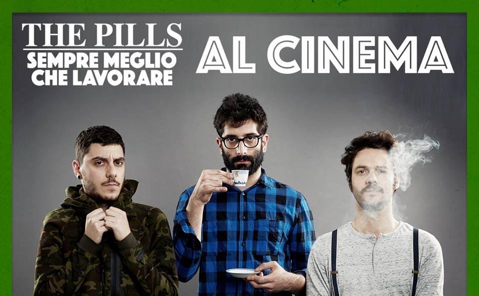 The Pills - Sempre meglio che lavorare, il film che rende giustizia a 4 anni di YouTube