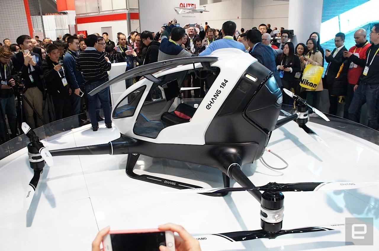 184 drone monoposto - 1